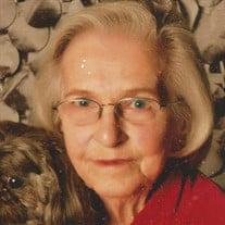 Mrs. Ida Janet Schallhorn Vanderford