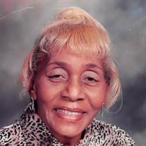 Mary Elizabeth Cunningham