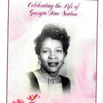 Georgia  Mae  Seaton