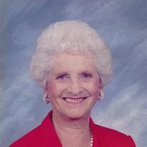Mrs. Evelyn Holcomb Sanders