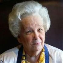 Mrs. Mildred Ellen Ruth Moore