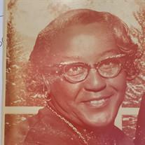 Nellie B Martin