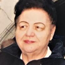 Shirley M Moore