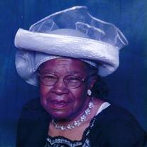 Gladys E.  Trimble