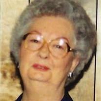 Mary Jo Stover