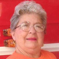 Shirley Ann Boruff Weaver