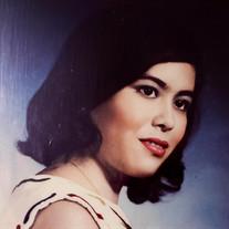 Mrs Blanca Manzanares
