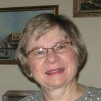 Patricia Elaine Wann