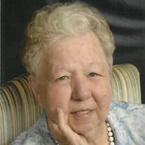 Arlie Agnes Wood
