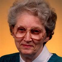 Mrs Betty Kimble Tucker