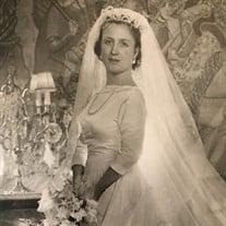 Maria Pilar Lapeña (née Velasco)