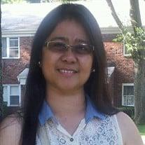 Ms. Ma Teresa Llamas Corpuz