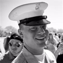 Lance  Corporal Ethan Jarral Ard