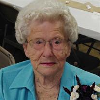 Dorothy Bernice Lehmann