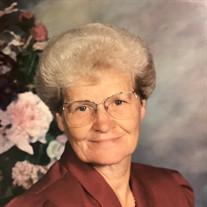 Dora Evelyn Wilson
