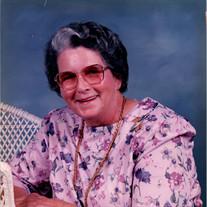 Margaret  Agnes Self