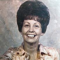 Mrs.  Shirley Ann Jordan Sansbury