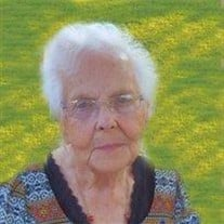Frances Marie Pigg Daniel, 94, Collinwood, TN