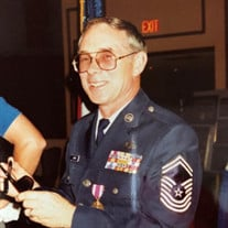 Chief MSGT. George F. Lanyon (Ret)
