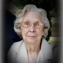 Mrs. Jacqueline Phoebe Ward Kelly