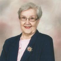Mrs. Gloria Ruth Moore Kahrs