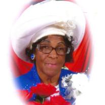 Mrs. Julia Rose Matthews Harris