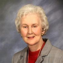 Mrs. Sarah Nadine Jordan Wesley