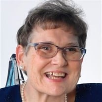 Susan Elizabeth Hagstrom
