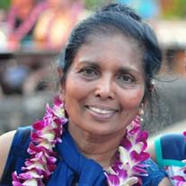 Dr. Sarala Devi Moschera