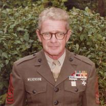 Raymond O. Wilkerson