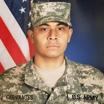 Sgt. Hector Adrian Cervantes (Tacan Ohitika)