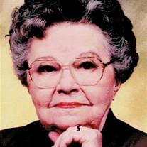Bessie Brunet LeDoux