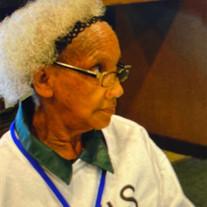 Bertha Louise Davis