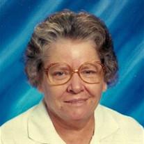 Dorothy Mae Holmes Mejean