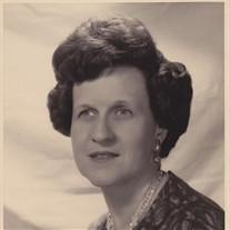 Violet Roberta Bogert