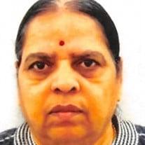 Sarojben Vishnubhai Patel