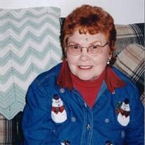Mrs Frances E Hughes