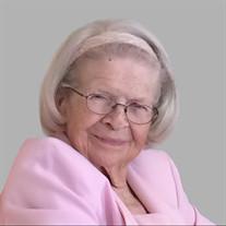 Peggy Laverne Parks Salzburn