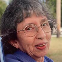 Sally Wharton van Solkema