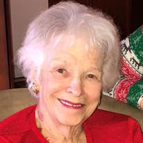 Mrs. Shirley Lorraine Dunstan (nee Marshall)