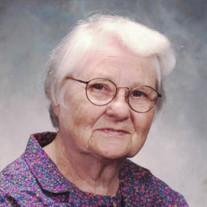Gladys Naomi King