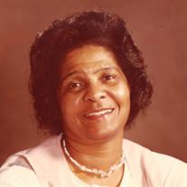Mrs. Martha Jean Toney