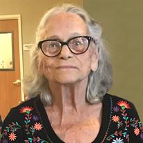 Yvonne Bertha Wood