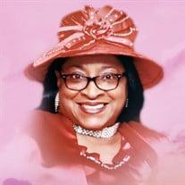 First Lady Missionary Pearlene Barnett