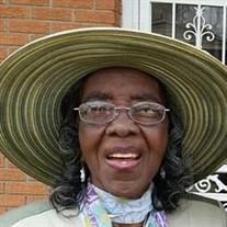 Mrs. Ida Bell Dawson