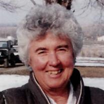 """Marjorie """"Betty"""" Elizabeth Ekker Thomas"""