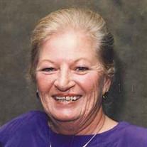 Virginia Louise Warner