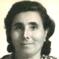 Mrs. Maria Immacolata (Razzino) Cappelli