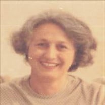 Mary Antonietta Frary