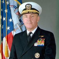 Admiral Sylvester Robert Foley, Jr, USN (Ret.)